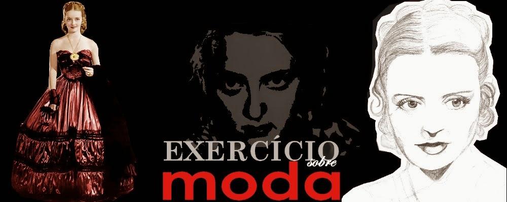 Exercício <br>sobre Moda
