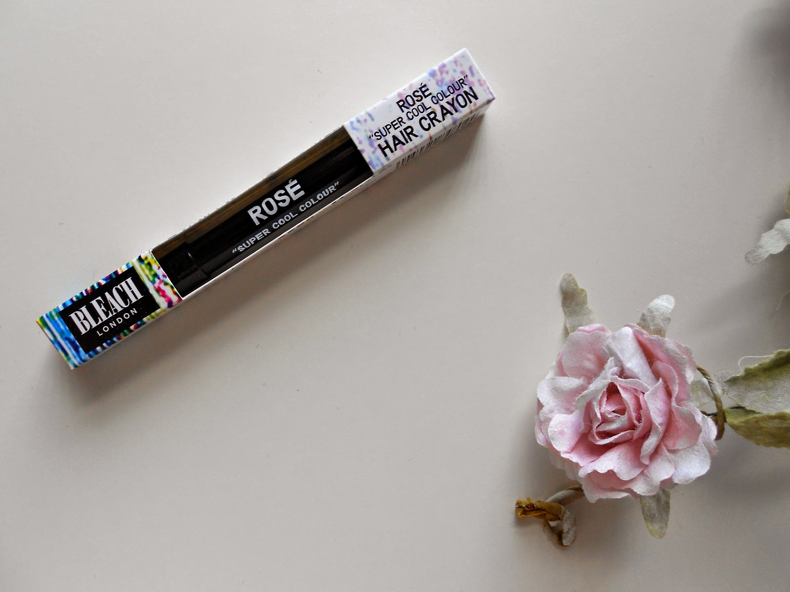 Bleach London Hair Crayon Review