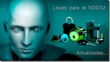 Actualizar Eset NOD32 Antivirus 8,9,10 Activar Licencias