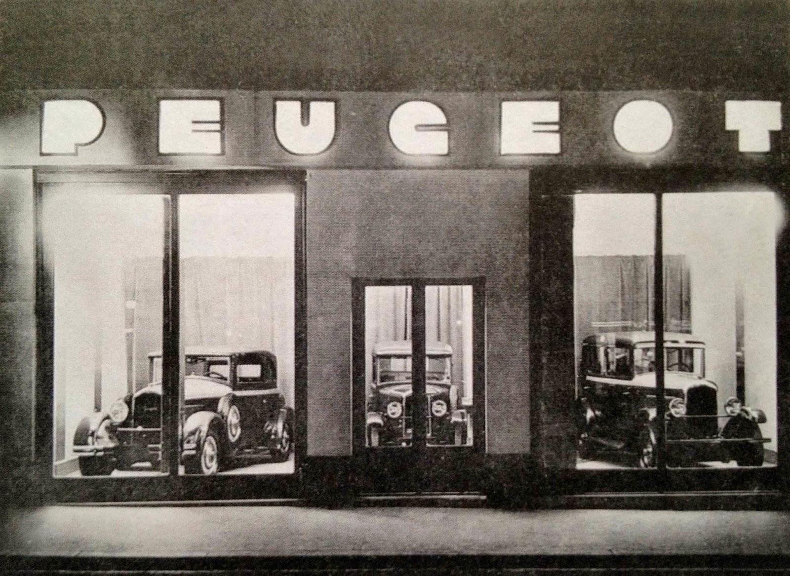 Automobiles 1925 - 1929