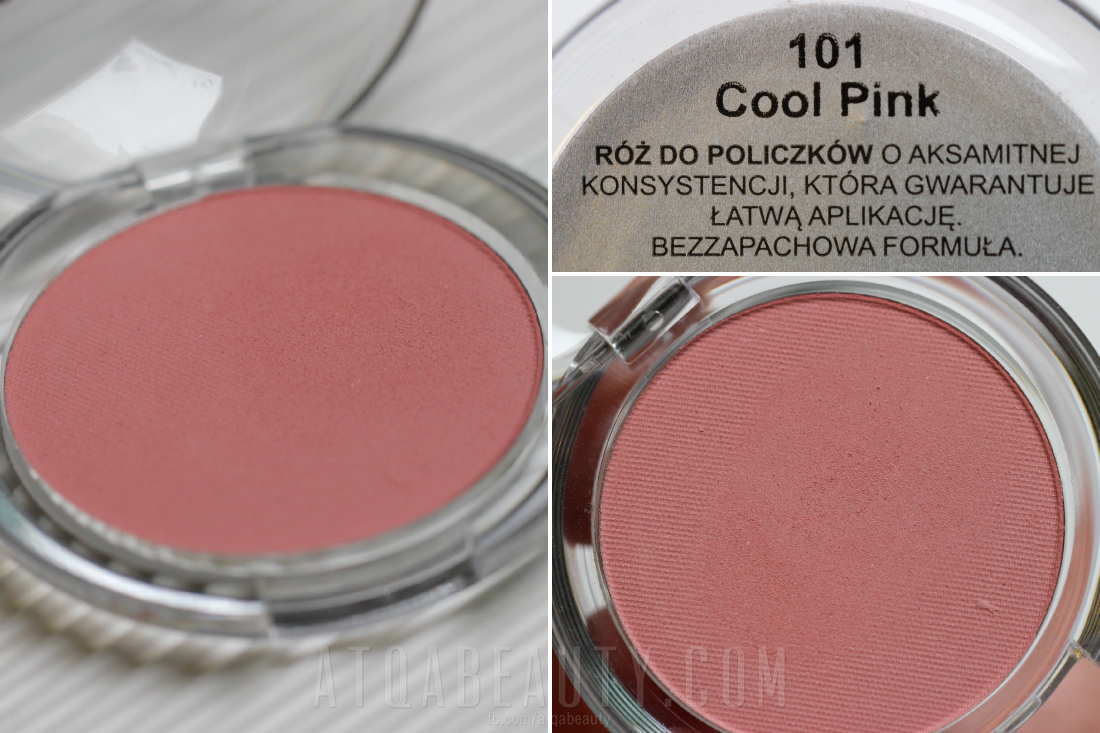 My Secret Blusher 101 Cool Pink