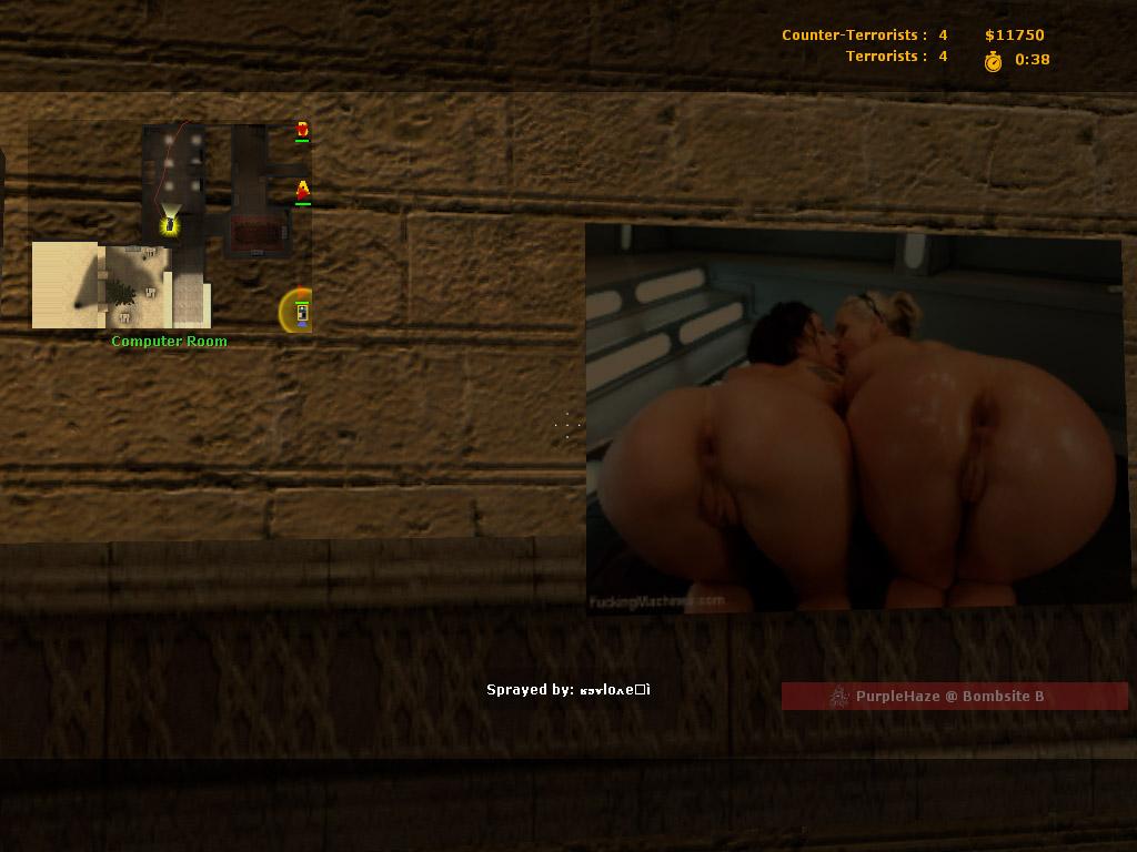 counter porn spray strike Jul 16, 2017  Creating in-game