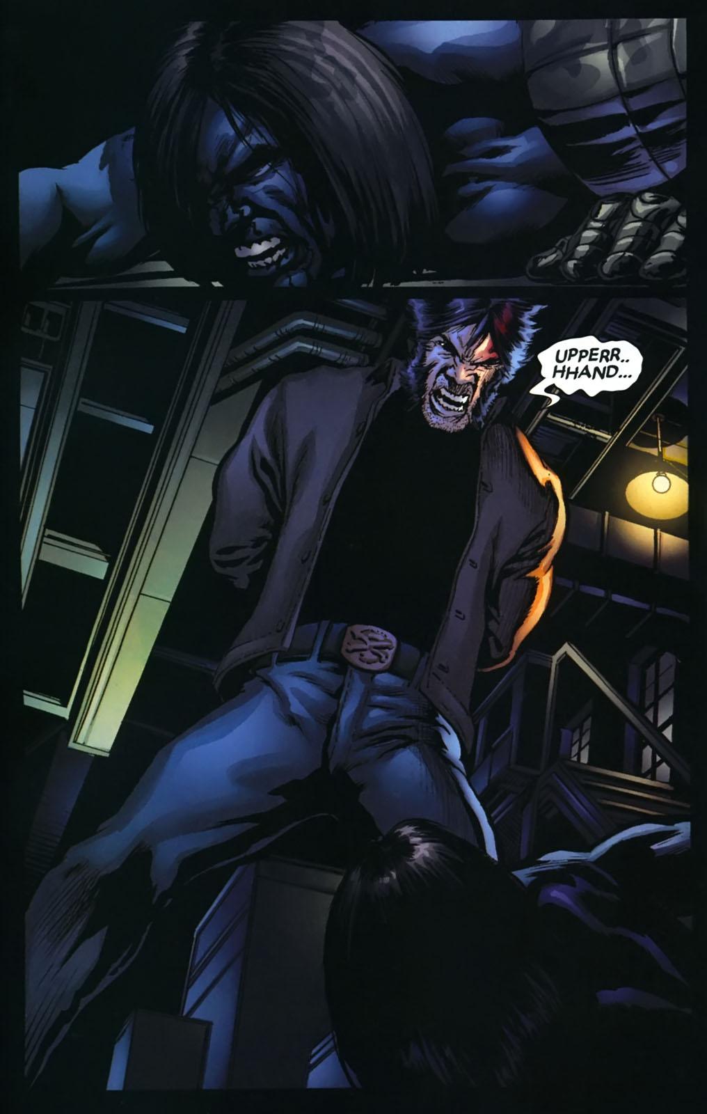 Read online Wolverine (2003) comic -  Issue #39 - 18
