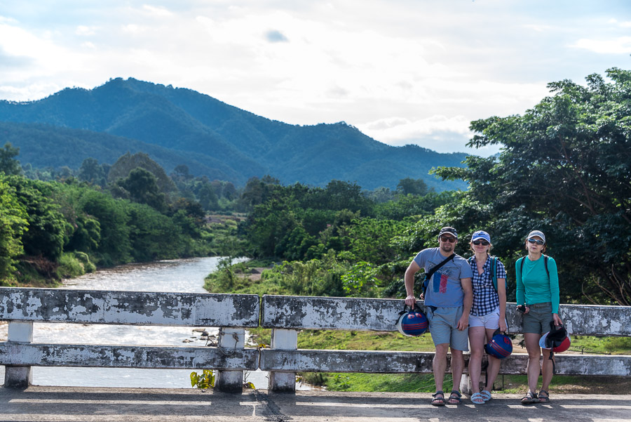 A trip to the neighborhood of the Pai