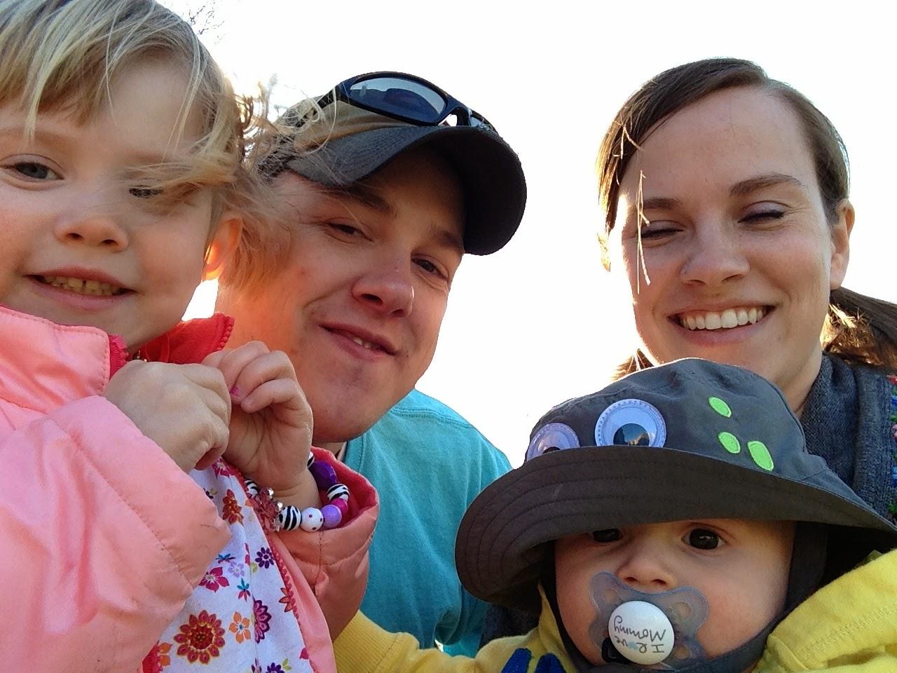 Family, Spring 2014