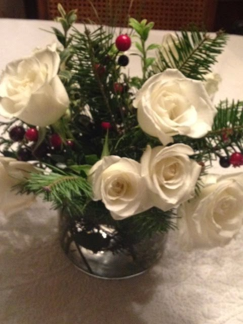 Our New Year's Bouquet