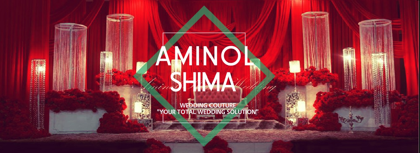 Aminol Shima Wedding Couture