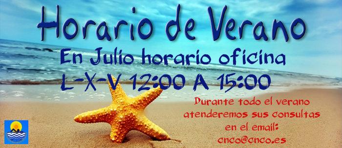 Club nataci n ciudad de oviedo horario oficina mes de julio for Horario oficinas correos agosto