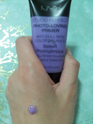 Beauty Obsessed Primer Review Nyx Studio Perfect Photo