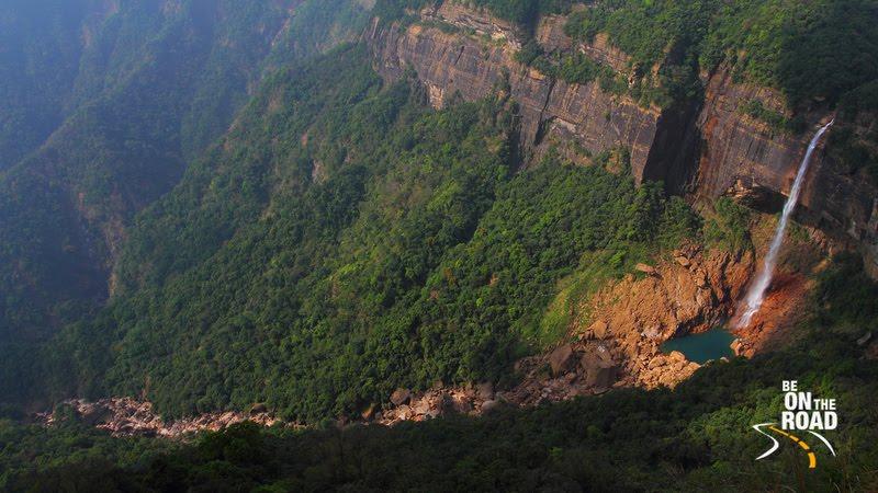 Noh Kalikai Falls - Meghalaya, India