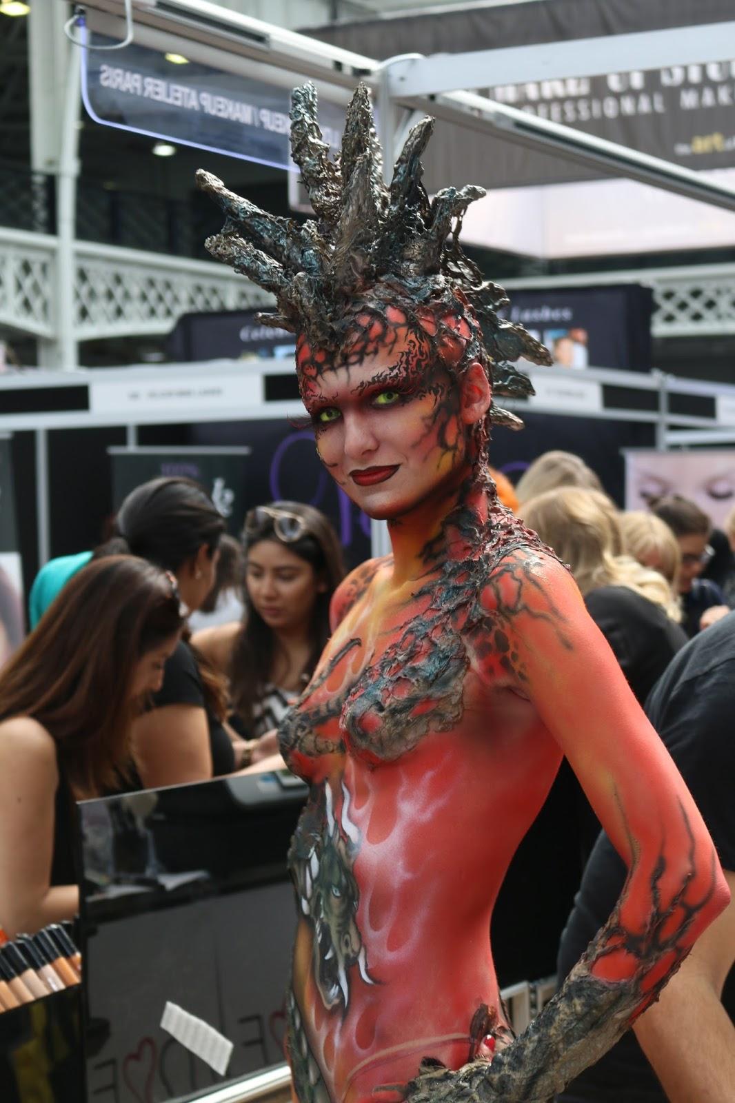 Makeup Atelier Paris Vincent de Monfreid, IMATS