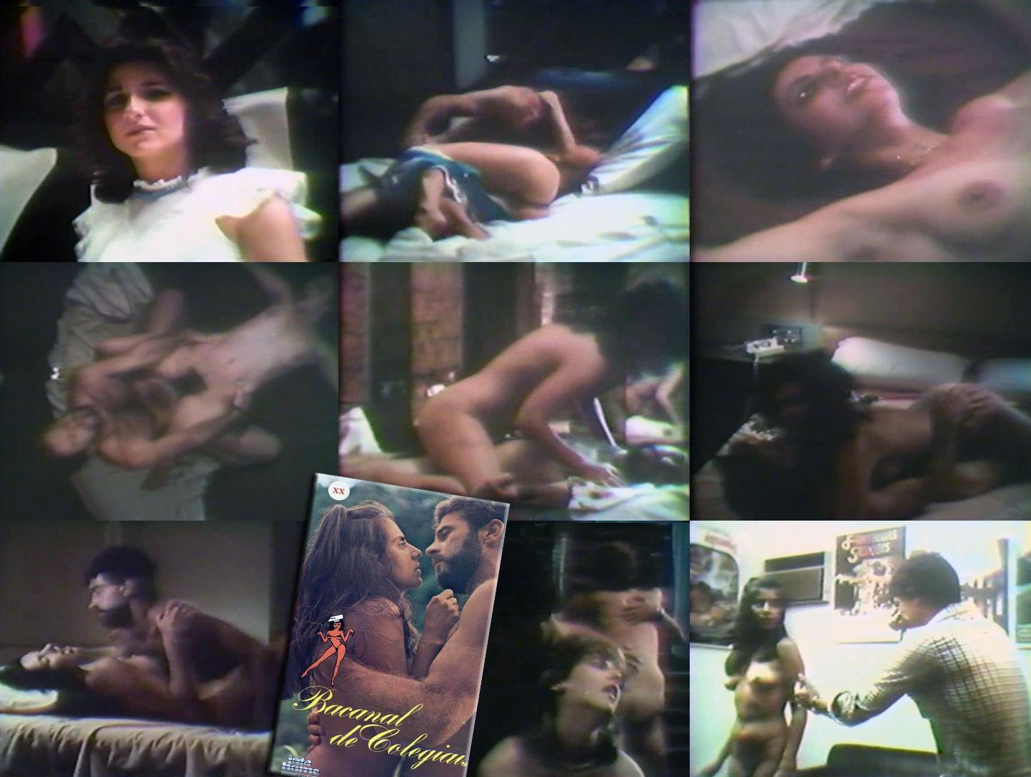 Bacanal de Colegiais (1983)