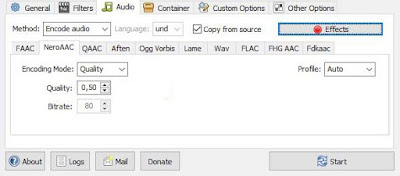 Tutorial Encode Video Menggunakan TX264 (5)