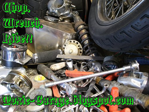 Toxic Garage