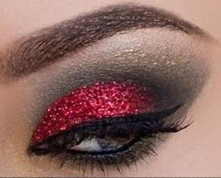 Maquillaje de Ojos Para Fiestas, parte 6