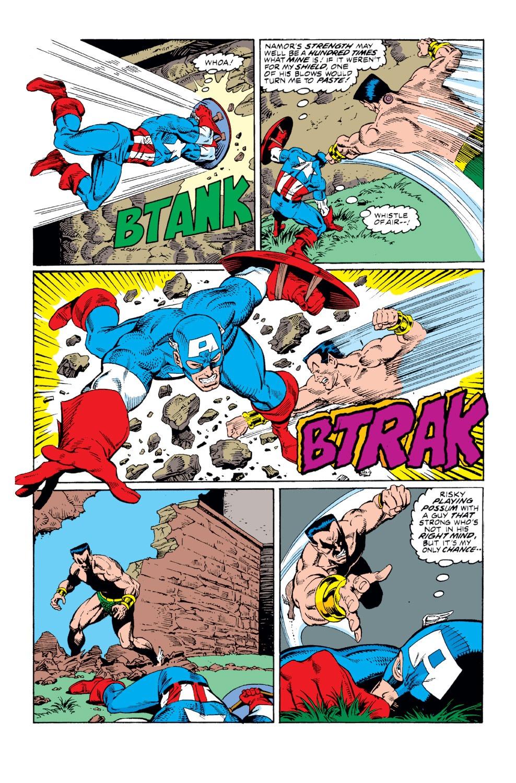 Captain America (1968) Issue #365 #298 - English 16