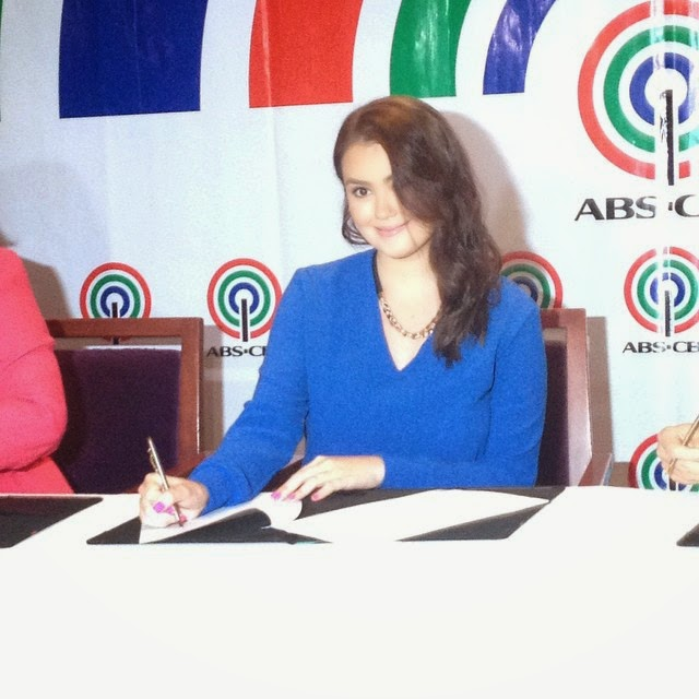 Angelica Panganiban renews contract with ABS-CBN
