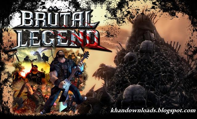 descargar crack brutal legend pc