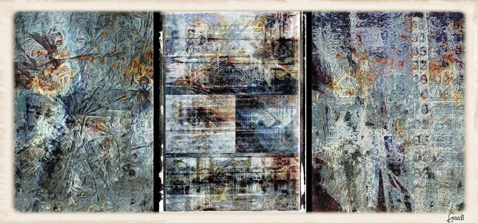 ERNA KRONSHAGE | IN MEMORIAM - 484-Tage-Leidensweg - Ein Triptychon