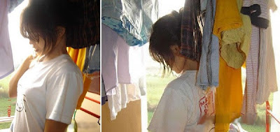 Kes bunuh diri : gantung diri dekat kipas hostel