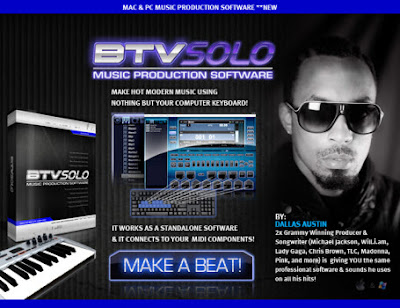 Click Now! Make Cool Rap and House Music Today!