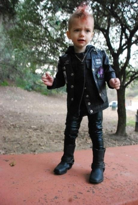 kids' punk clothing
