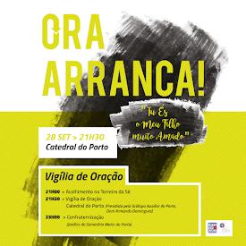 ORA ARRANCA _ ANO PASTORAL 2019 /2020