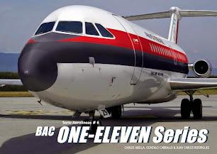 Serie Aerolíneas  N°6 BAC 111 Series en Sudamérica