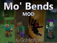 Mo' Bends Mod para Minecraft 1.8