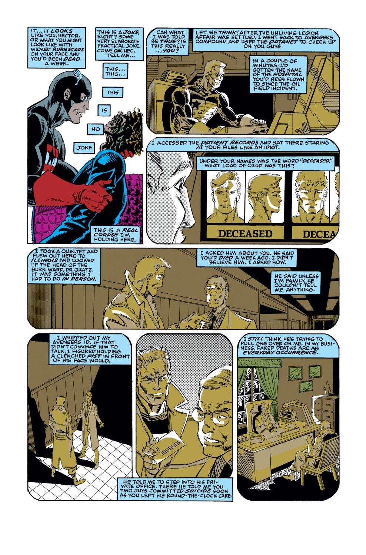 Captain America (1968) Issue #383 #316 - English 40
