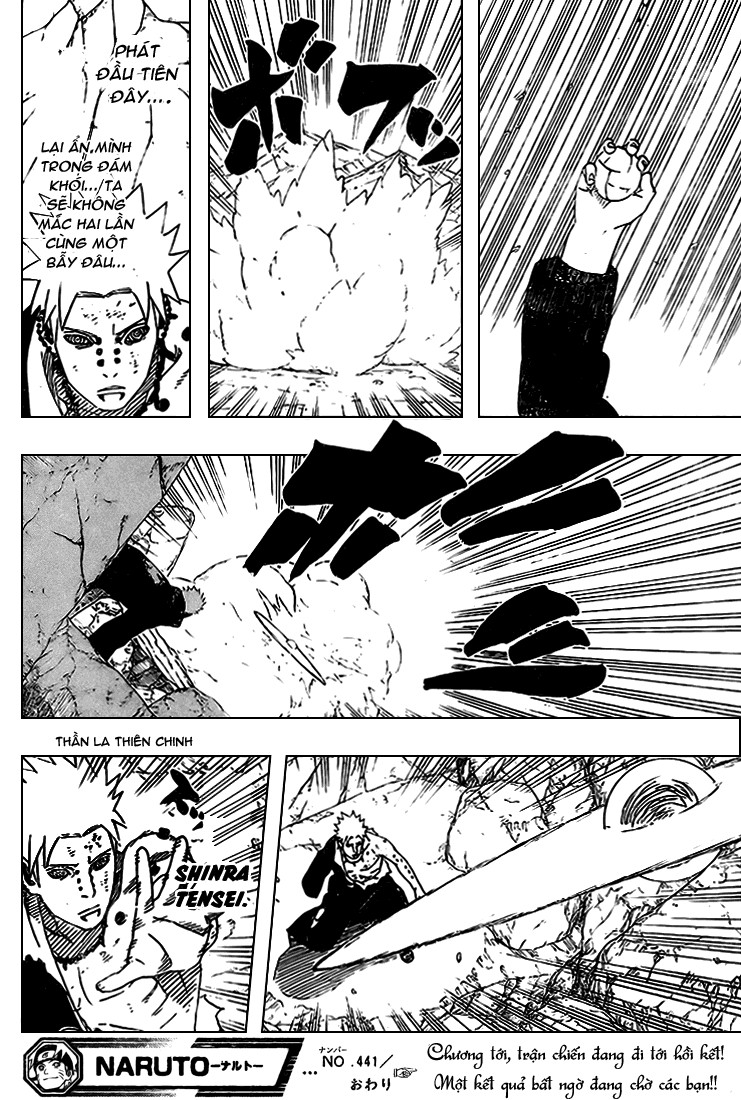 Naruto chap 441 Trang 17 - Mangak.info
