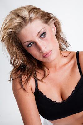 kobieta piękno