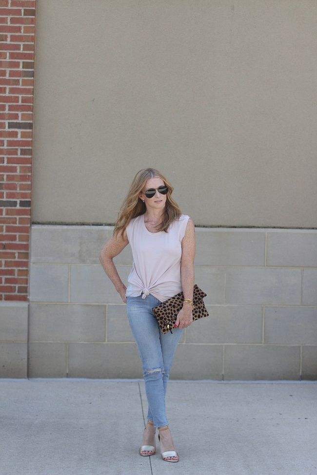 jcrew mauve top