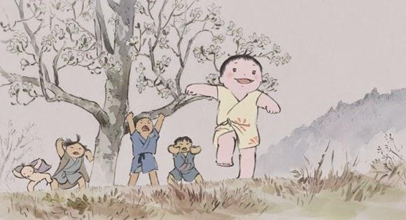 La principessa splendente - Kaguya Hime no Monogatari candidata al premio Oscar