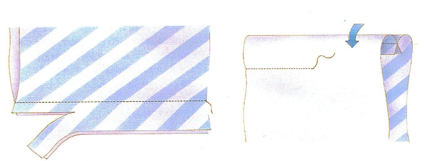 Patrones de Costura: TIPOS DE COSTURA PARA TEJIDOS FINOS Y DELICADOS