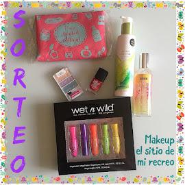 Sorteo en Makeup: El sitio de mi recreo