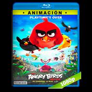 Angry Birds: La película (2016) BRRip 1080p Audio Dual Latino-Ingles