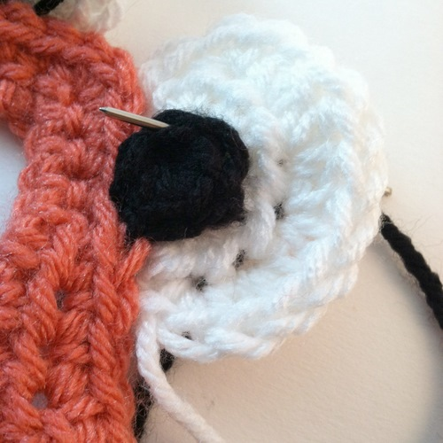 From Aura: Single Crochet Beanie Suitable for 3 to 5 year Olds.