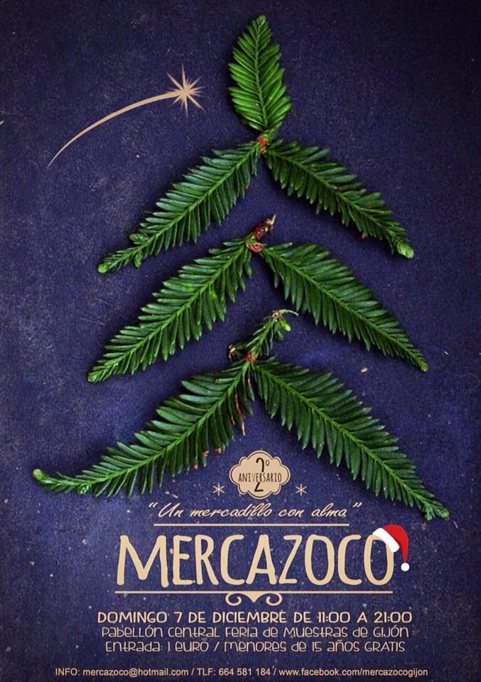 Mercazoco Markt 2014 Navidad