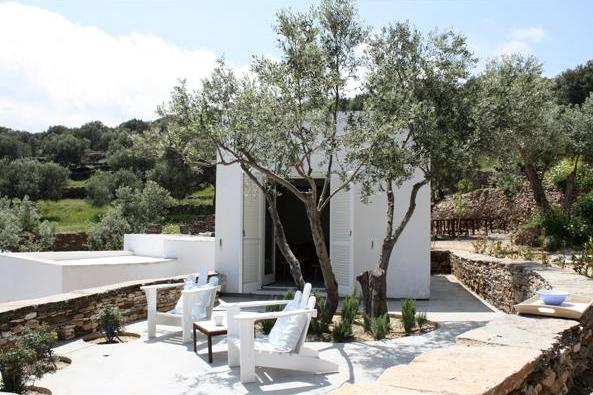 hotel con encanto en Sifnos