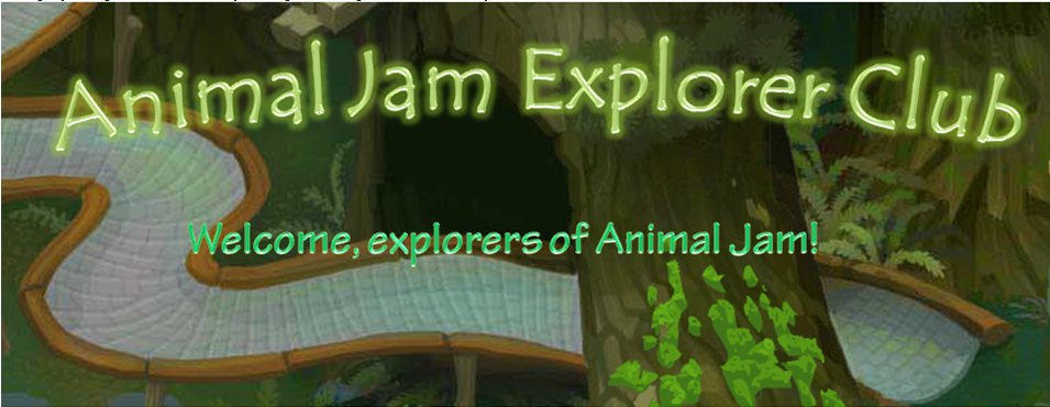 Animal Jam Explorer Club