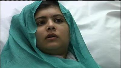Malala Yousafzai new picture