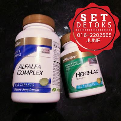 Kenapa perlu Detox ?
