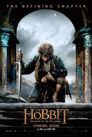 The Hobbit: The Battle Of The Five Armies -  2014
