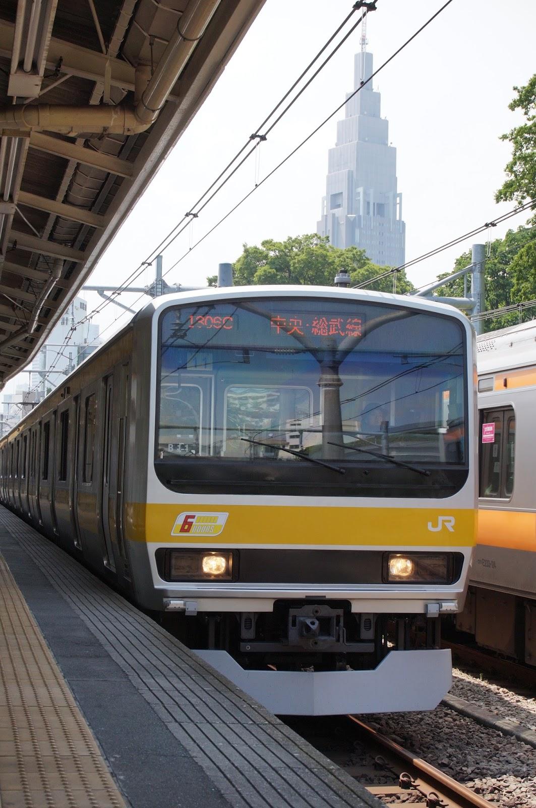 中央総武緩行線E231系