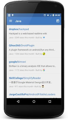 Top Github 1.3 APK for Android