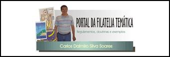 FILATELIA TEMÁTICA DE CARLOS DALMIRO SOARES