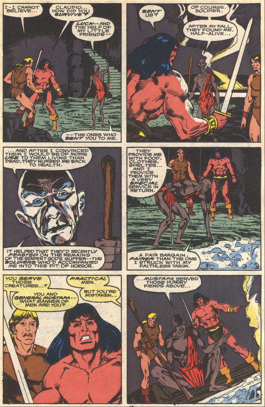Conan the Barbarian (1970) Issue #229 #241 - English 16