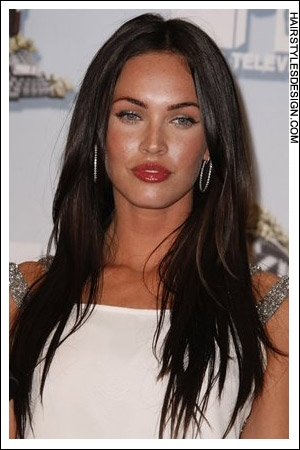megan fox Sedu Hairstyles