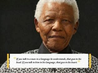 Nelson Mandela Inspirational Leadership Lessons and Quotes PPT Slide 3